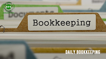How To Do Your Daily Bookkeeping
